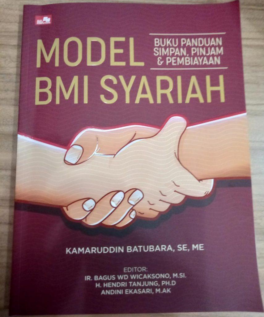 Resensi Buku Model Bmi Syariah Buku Panduan Simpan Pinjam Dan Pembiayaan Klikbmi Com